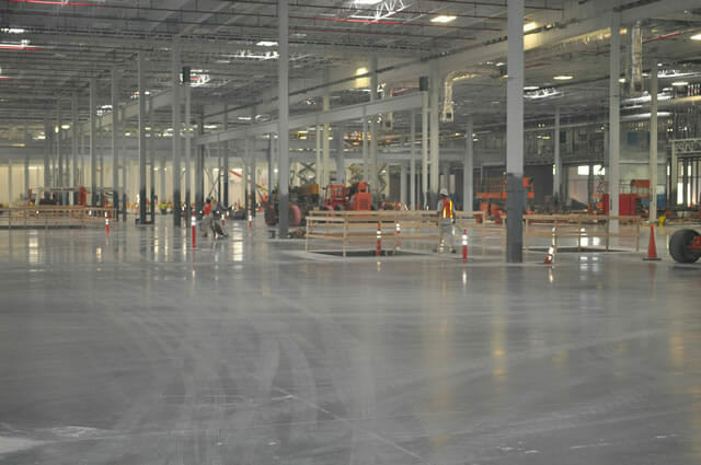 Industrial - Manufacturing Facilities
