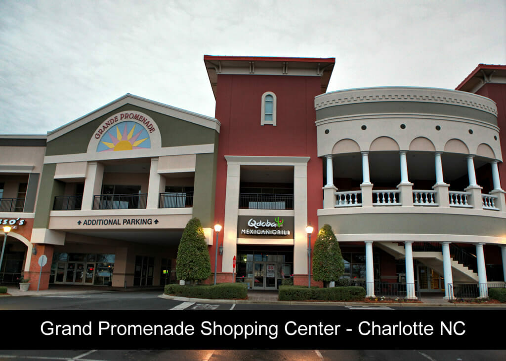 Grand Promenade Shopping Center - Charlotte