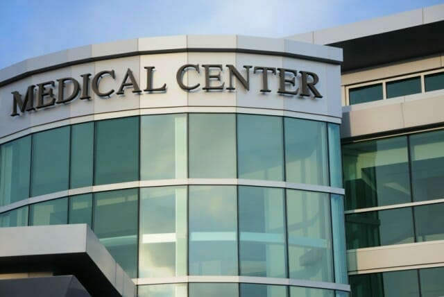 Healthcare and Medical Center Real Estate