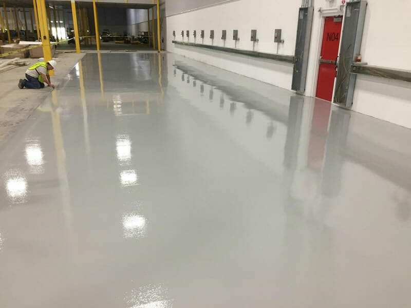A&K Floor Coating and Polished Concrete