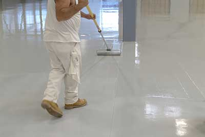 Floor Coatings and Polished Concrete