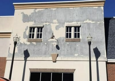 Commercial Stucco Repair 01
