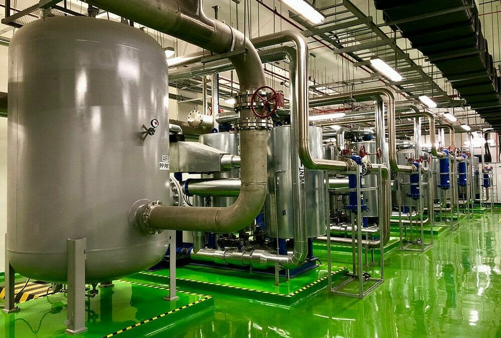 Secondary Containment Coatings Can Reduce Maintenance Costs